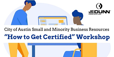 """City of Austin SMBR """"How to Get Certified"""" Workshop tickets"""