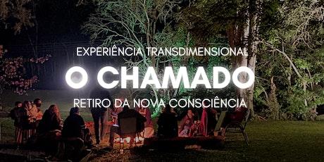 O CHAMADO - Experiência Transdimensional (Retiro ECOA) ingressos