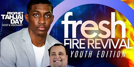 FRESH FIRE REVIVAL 2021 tickets