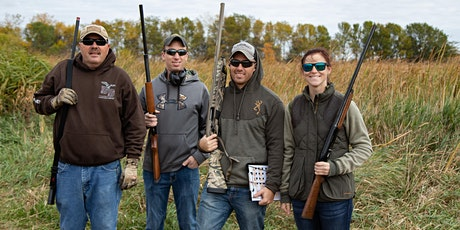 2021 South Dakota Salutes - Sporting Clays 4-Person Team tickets