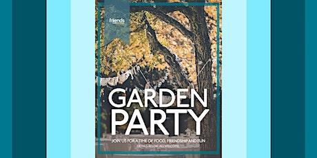 International Students Garden Party tickets