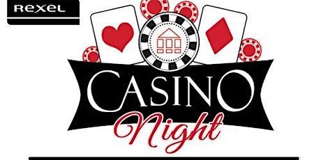 Rexel Eagle Casino Night tickets