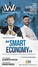 """""""SMART ECONOMY"""" biglietti"""