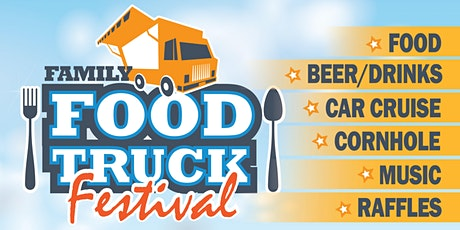 Family Food Truck Festival & Car Cruise tickets