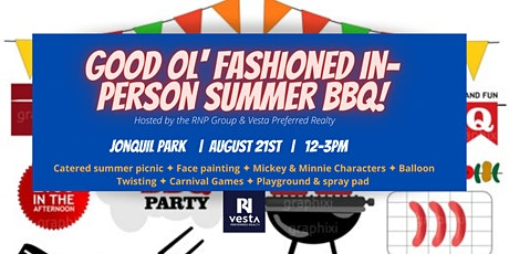 RNP Group/Vesta Preferred Realty Summer Party tickets