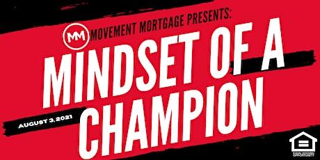Edwin Britt: Mindset of a Champion tickets