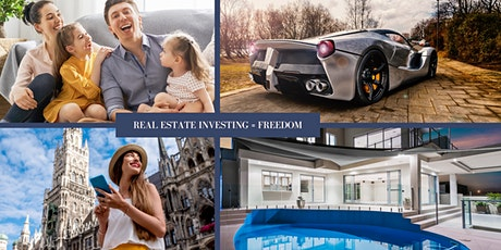 Learn Real Estate Investing Wholesale Fix_Flip Buy_Hold_More - Wash D.C tickets