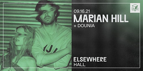 Marian Hill, Dounia @ Elsewhere (Hall) tickets