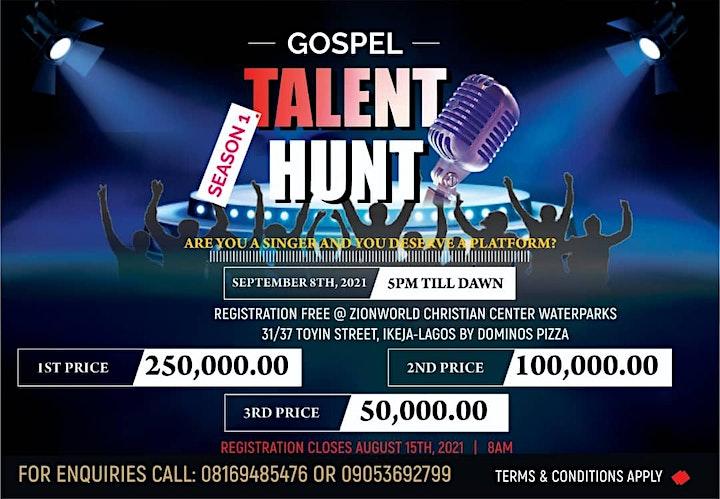 Gospel Talent Hunt image