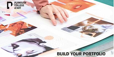 PCA - Portfolio Creation Course AUGUST 2021 (4 day) 14-17yrs tickets
