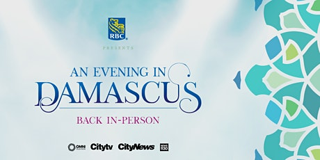 RBC Presents: An Evening in Damascus 2021 tickets