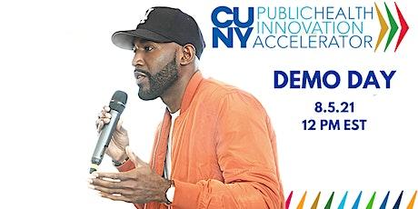 CUNY Public Health Innovation Accelerator DEMO DAY tickets