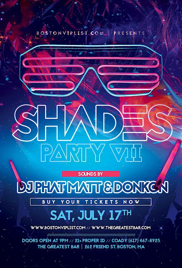 Shades Party 7 image
