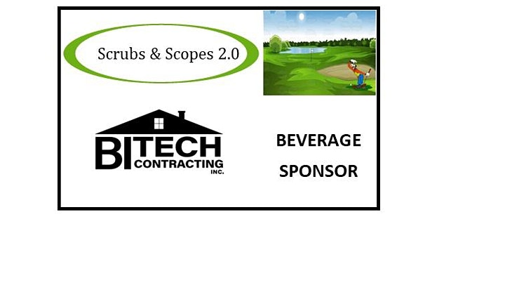SCRUBS AND SCOPES GOLF image
