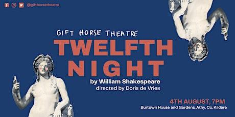 Twelfth Night - Open Air Theatre - Burtown House tickets