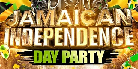 Jamaican Independence Day Party Shoreditch tickets
