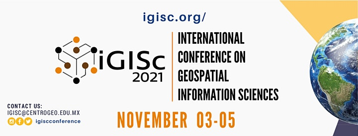 2nd International Conference on Geospatial Information Sciences (iGISc) image