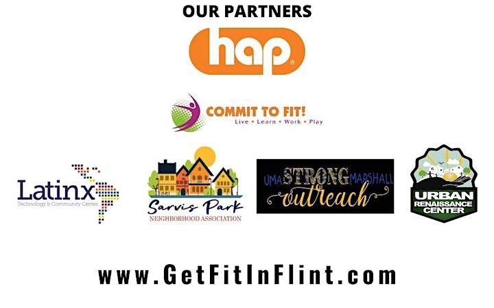 Get Fit in Flint - Sarvis Park image