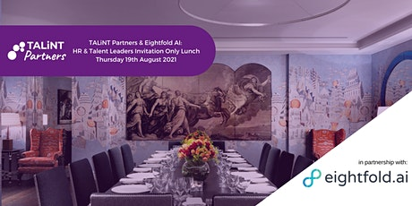 TALiNT Partners: HR & Talent Leaders Invitation Only Lunch tickets