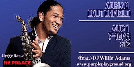 Adrian Crutchfield's Purple Playground Cookie Jar Jam tickets