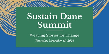 Sustain Dane Summit: Weaving Stories of Change tickets