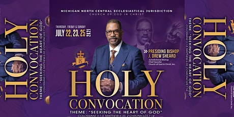 MNCEJ HOLY CONVOCATION [OFFICIAL DAY] tickets