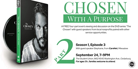 Chosen With A Purpose: Part 2 of 4 tickets
