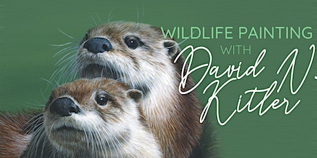 Wildlife Painting in Acrylics with David N. Kitler tickets