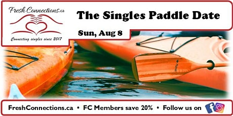 The Singles Paddle Date tickets