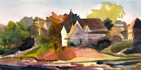 Joy of Watercolor 6-week Artist Series tickets