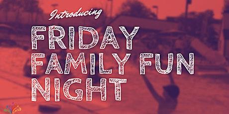 PSC Pool Family Fun Night - Aqua Trax & Foam Party tickets