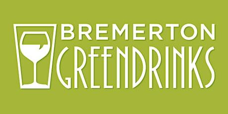 Bremerton Green Drinks August 2021 tickets