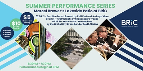 July Summer Performance Series at BRiC tickets
