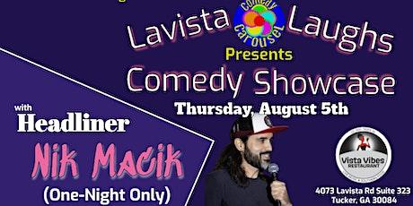 Lavista Laughs tickets