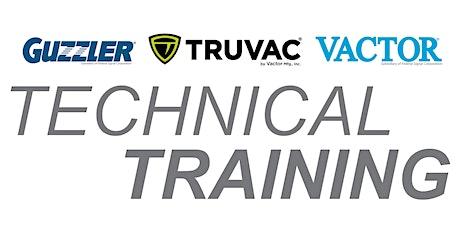 Virtual Vactor 2100i for Mechanics tickets