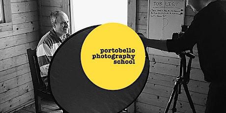 'Photographic Portrait' Workshop - Portobello Photography School tickets