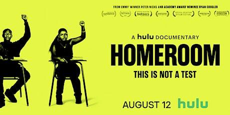 Rooftop Films | Homeroom tickets