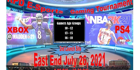 RPD E-Sports  Gaming Tournament tickets