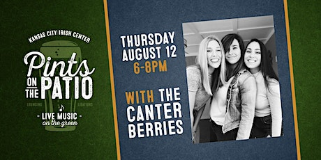 Pints on the Patio: The Canterberries tickets