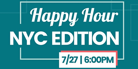 Pod People Happy Hour: NYC Edition tickets
