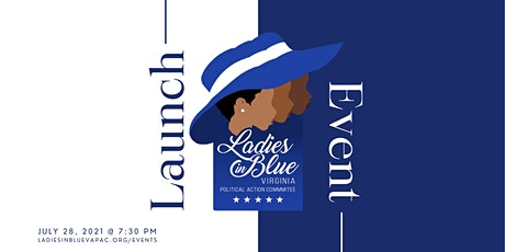Ladies in Blue Virginia PAC Launch Event tickets