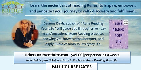Rune Reading Your Life, with Delanea Davis tickets