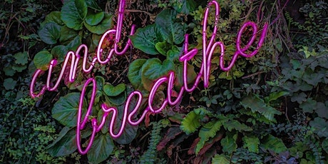 Workshop Breathwork for Energy, Focus and Calm tickets