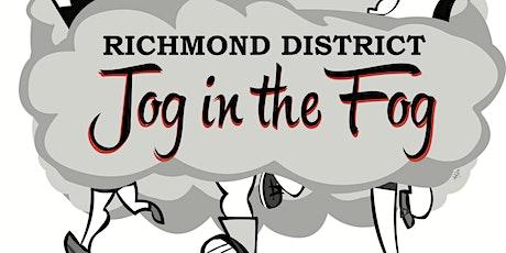 2021 Richmond District Jog in the Fog 5k tickets
