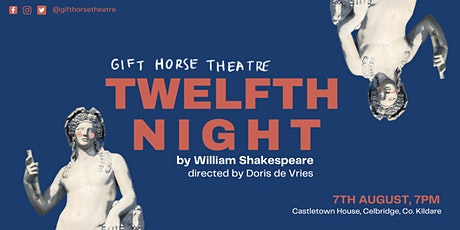 Twelfth Night - Open Air Theatre - Castletown House tickets