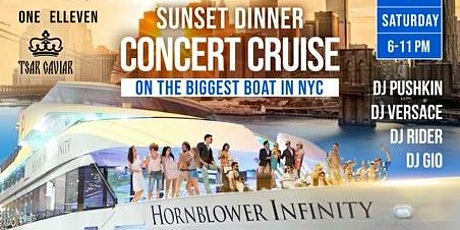 We Love New York Yacht Party 7/31 tickets