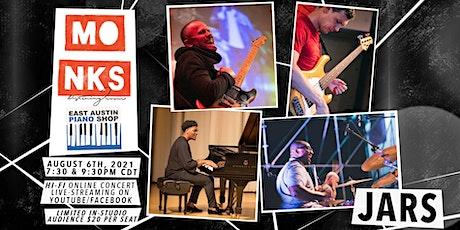 JARS - Livestream Concert w/In-Studio Audience tickets