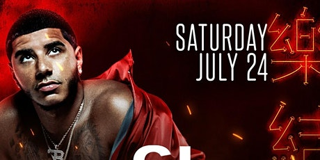 Cj at Tao Free Guestlist - 7/24/2021 tickets