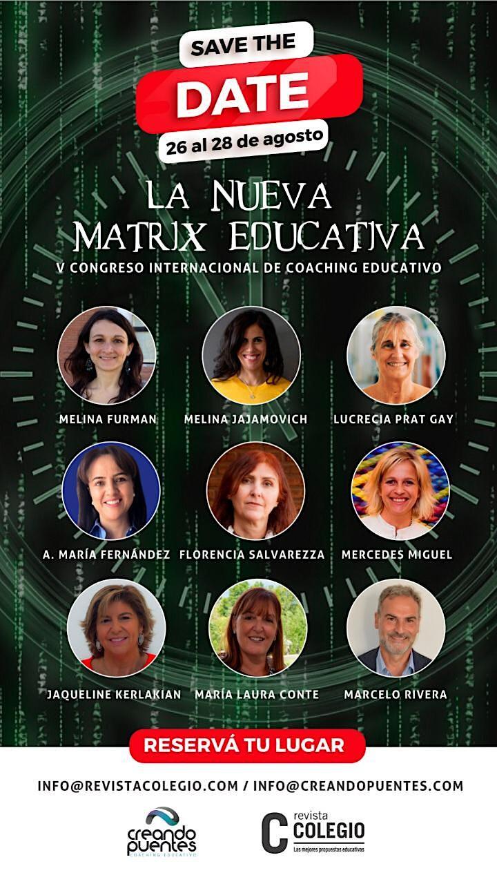 Imagen de V CONGRESO  DE COACHING EDUCATIVO