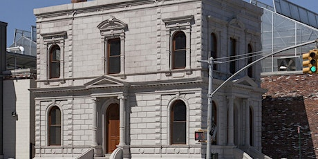 The Cast Stone of The Coignet Building:  Hidden in Plain Sight tickets
